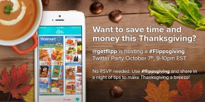 Flipp- A must have shopping app #Flippsgiving