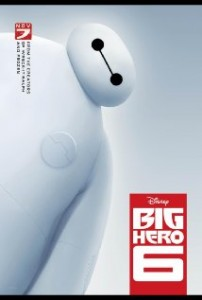 Big Hero 6 #Disney Movie #BigHero6 #SubwayandaMovie