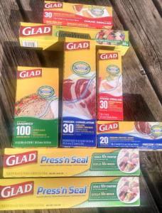 Cut back on Food waste with the #GLADFreshFoodChallenge