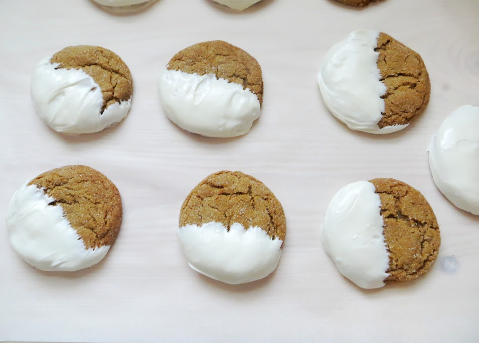 cookie-dipped