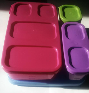 Lunch making made easy with Rubbermaid LunchBlox #BetterLunchInASnap