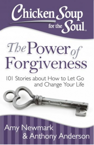 Chicken Soup for the Soul- the Power of Forgiveness book Giveaway US/CAN 3 winners