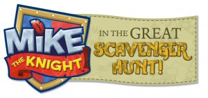 Mike the Knight in London #ldnont March 10th