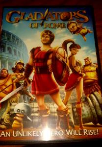 TheGLADIATORS OF Rome DVD