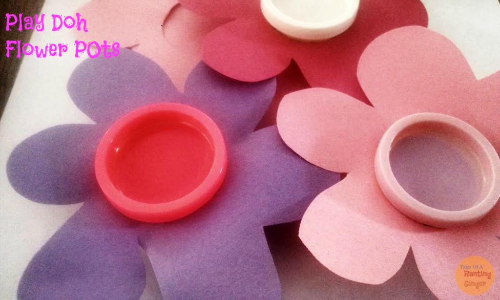play-doh-flower-pots