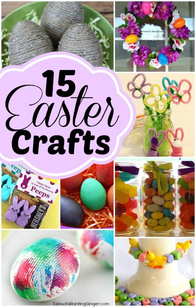 15 Easter crafts