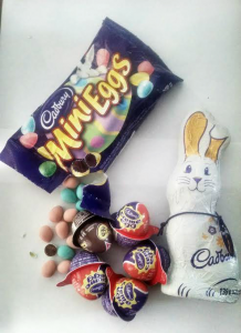 Cadbury treats for Easter