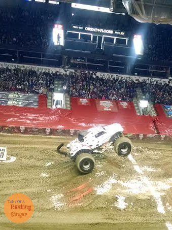 Monster Jam Dalmation
