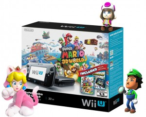 Family fun with Super Mario 3D world and Nintendo Wii U #NintendoCanada