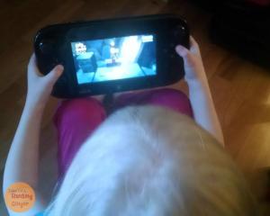 Wii U Game pad