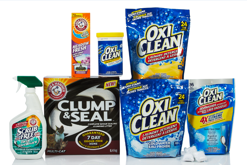 Spring cleaning prize pack