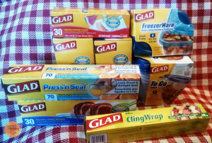 Celebrate the Spring Harvest with GLAD