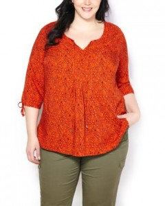 Penningtons Plus Size clothing for style and comfort