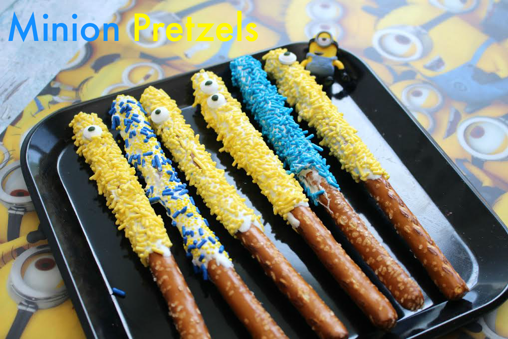 minion-pretzels