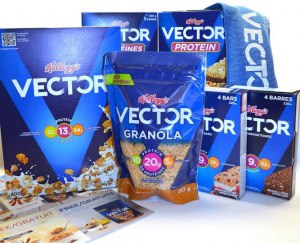 Fuel Your Summer Pursuits with NEW Vector Granola With Giveaway
