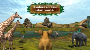 Safari Tales – Educational Game app for kids