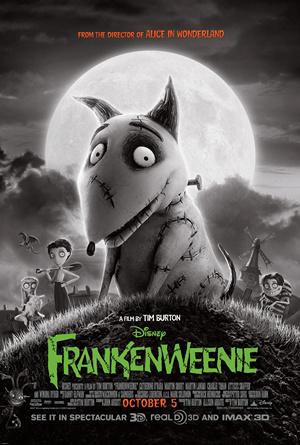 Frankenweenie-movie