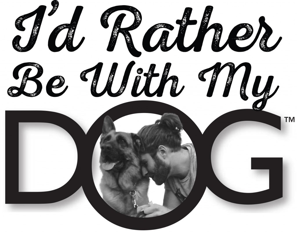 id-rather-be-with-my-dog-logo