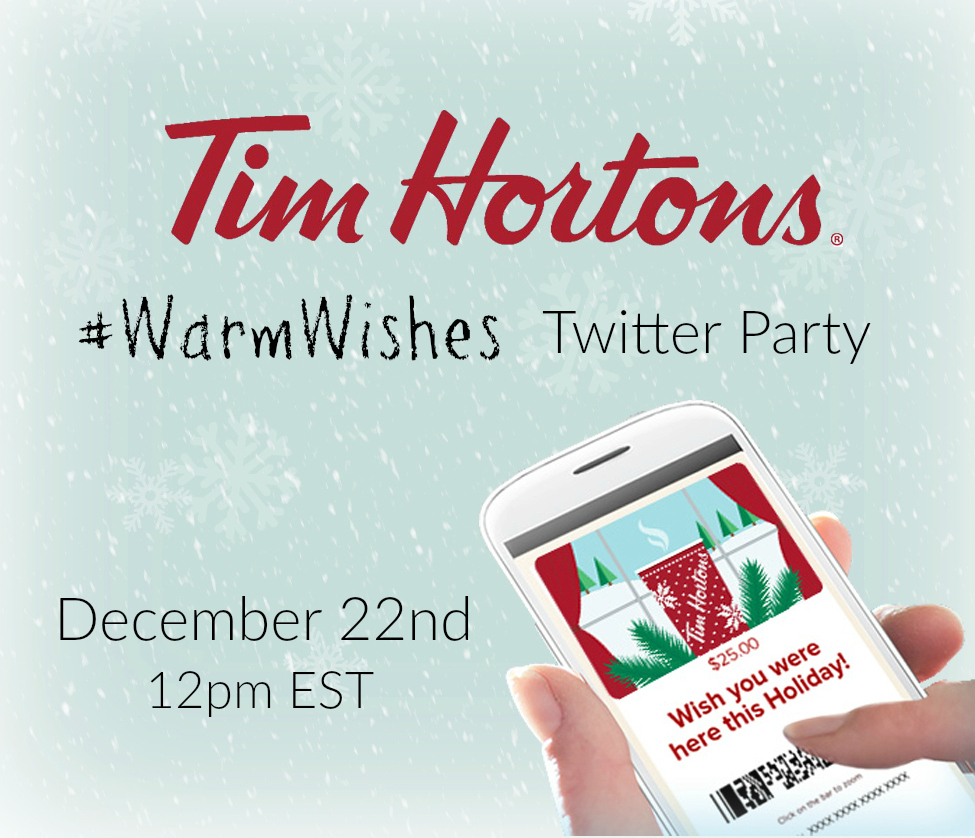 WarmWishes Twitter Party