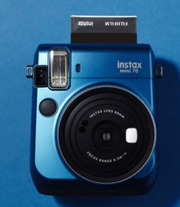Instax Mini 70 makes a great gift! Win one here Canada #Fujimoms