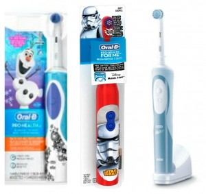 Start your New Year with Oral-B #PGMomGiveaway
