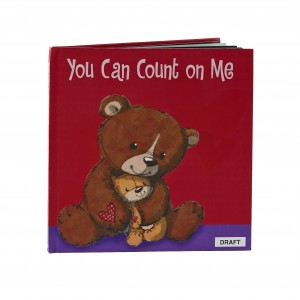 Coordinating You Can Count on Me Book - $9.95