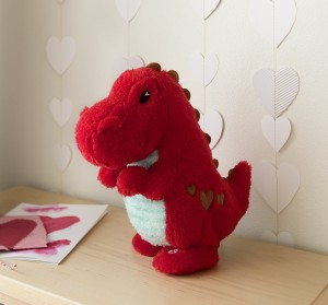 Love-a-Saurus Techno Plush - $32.95