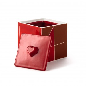 Red Cube by Rick Cusick - $26.95 - 2