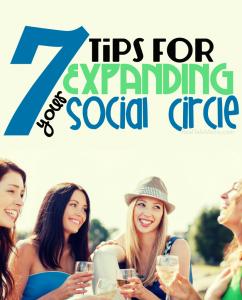 expanding your social circle