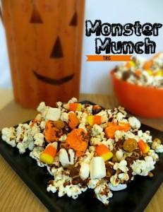 Yummy Monster Munch