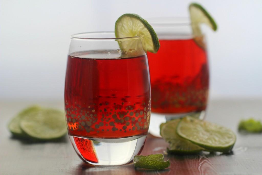 Swedish Berry Cocktail