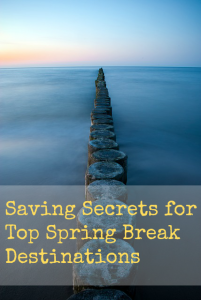Experts Reveal Money-Saving Secrets for Top Spring Break Destinations