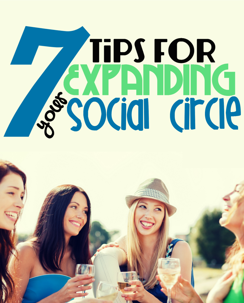 tips on expanding your social circle