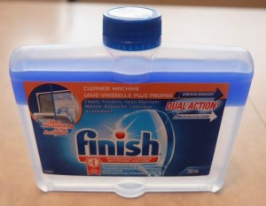 Clean your dishwasher with Finish® Dishwasher Cleaner #EasyCleanwithFINISH