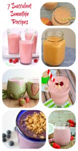 7 Succulent Smoothies to try now