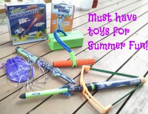 Must have toys for summer