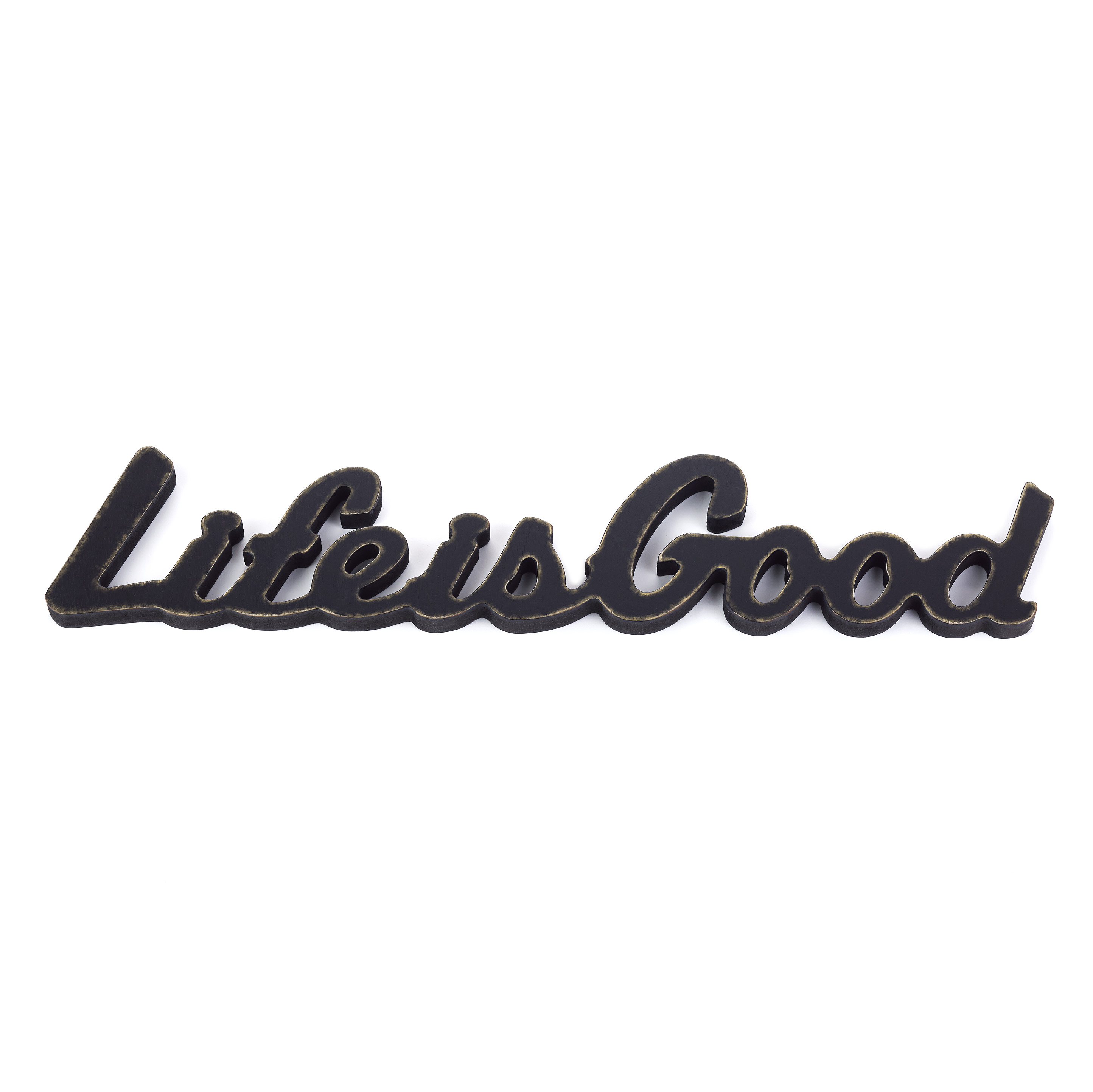 Sentiment Signs Life Is Good - $29.95