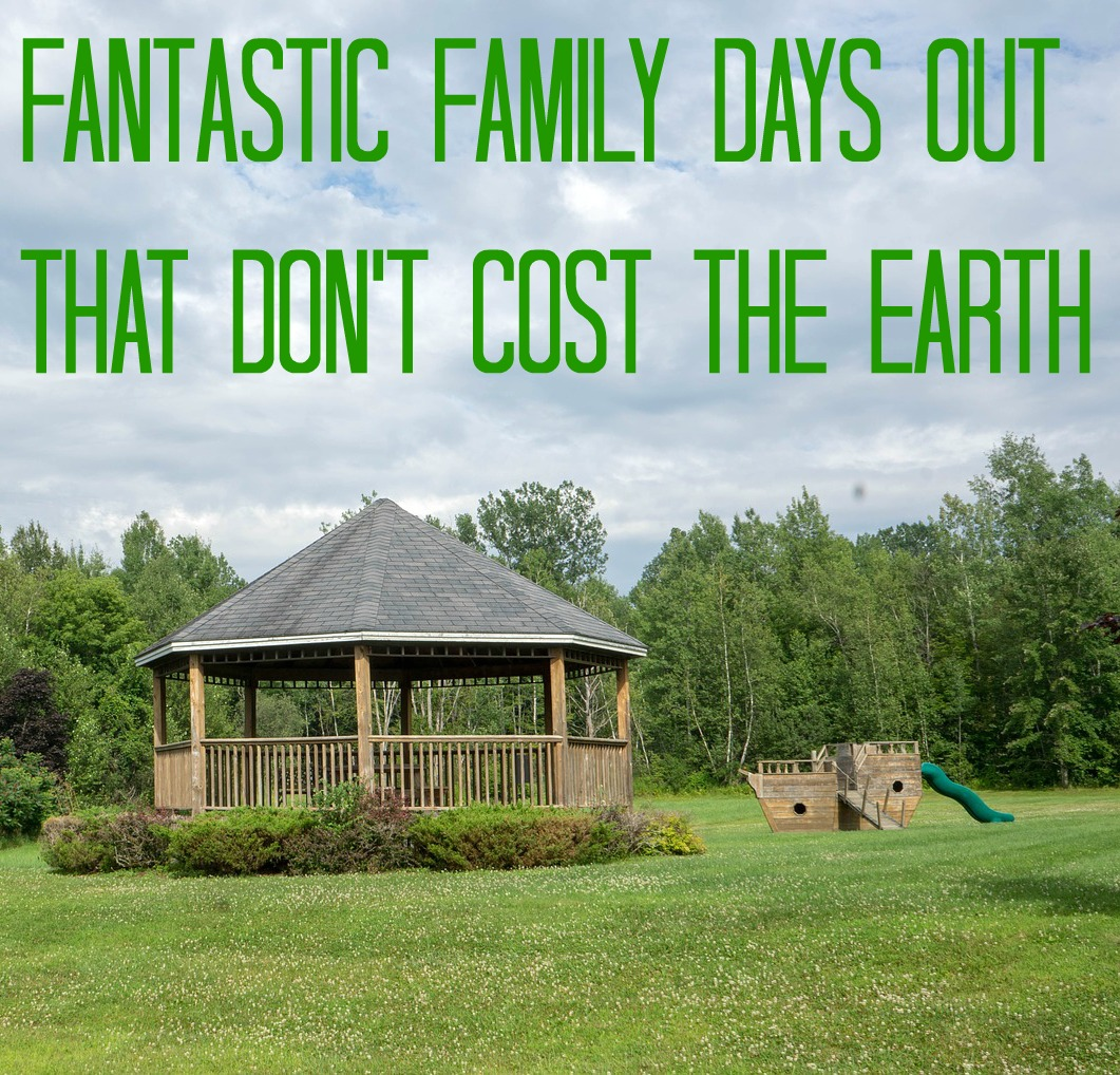 Fantastic Family Days Out That Don't Cost The Earth