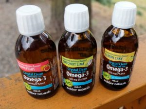 Kids Stay Healthy with Crystal Clean from the sea Omega 3 (giveaway CAN)