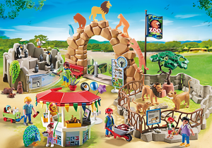 Fun Awaits with PLAYMOBIL's new City Life Theme (Giveaway)