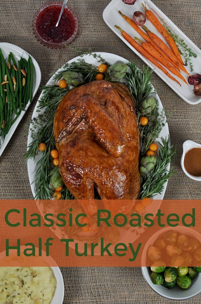 Classic Roasted Half Turkey