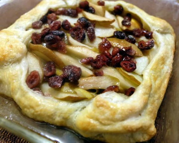 pear-cranberry-tart