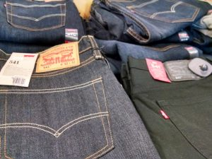 Levi 541 Jeans for back to school