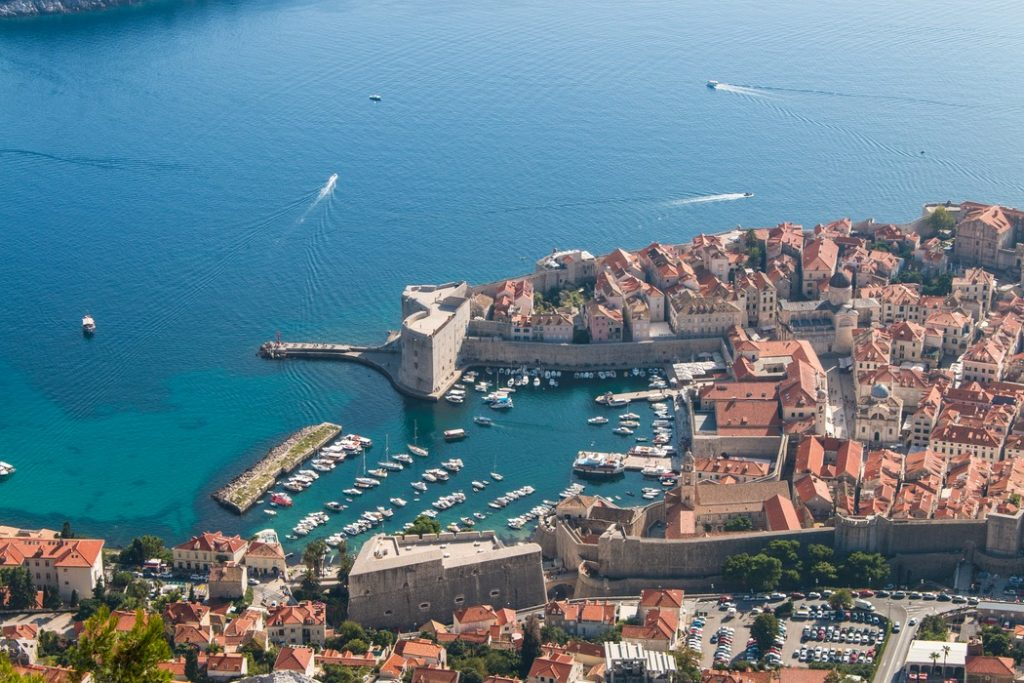 Using TEP Wireless in Dubrovnik, Croatia