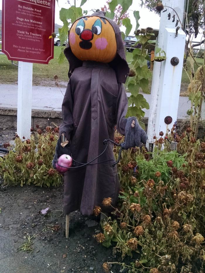 pumpkin-man