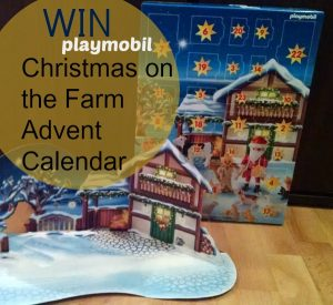 PLAYMOBIL Advent Calendars Giveaway