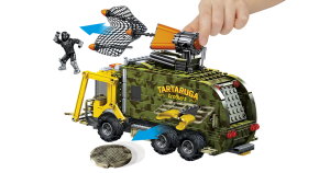 Teenage Mutant Ninja Turtles Battle Truck
