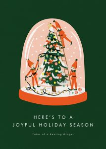 There is Still Time to Send Holiday cards with Paperless Post