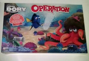 OPERATION: FINDING DORY Edition Game