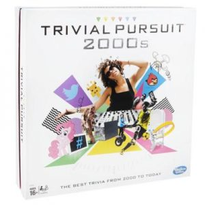 TRIVIAL PURSUIT 2000's Game